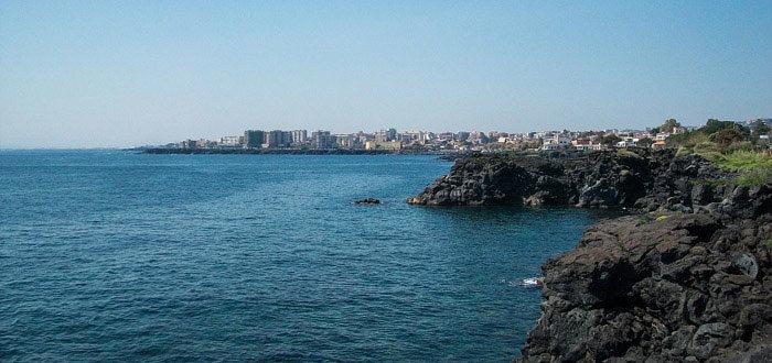Lungomare di Catania