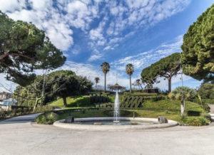 Villa Bellini, Catania